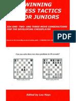 Winning Chess Tactics for Juniors