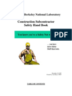 Construction Subcontractor Safety Handbook-Bill-Updated (1)