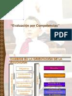 Evaluacion de Competencias