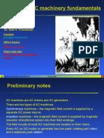 Lecture 06 - AC Machinery Fundamentals