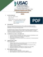 programa de Evaluación escolar II