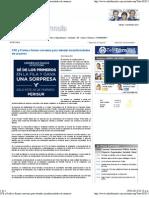 18-02-13 CFE y Profeco firman convenio para atender inconformidades de usuarios