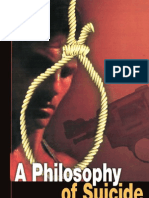 A Philosophy of Suicide