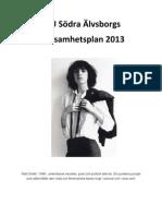 DÅK 2013 - Verksamhetsplan