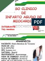 Caso Clinico de Iam.