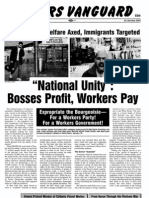 Workers Vanguard No 773 - 25 January 2002