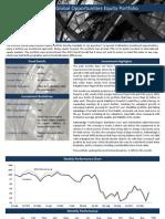 Element Global Opportunities Equity Portfolio - November 2011