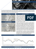 Element Global Opportunities Equity Portfolio - July 2011