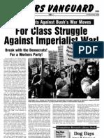 Workers Vanguard No 791 - 15 November 2002
