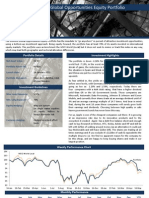Element Global Opportunities Equity Portfolio - May 2012