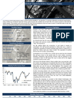 Element Global Opportunities Equity Portfolio - August 2012