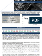 Element Global Opportunities Equity Portfolio - November 2012