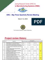 Quarterly Review 031609