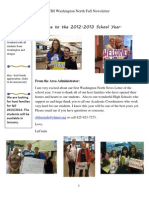 AYP Newsletter 2012-2013