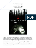 Blair Witch Project Review