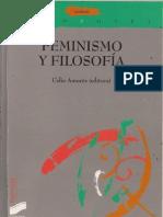 Celia Amorós (Comp.)- Feminismo y filosofía