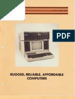 TE inc Vintage computers Catalog 1978
