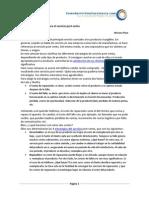Calidad en El Servicio Post Venta (Doc)