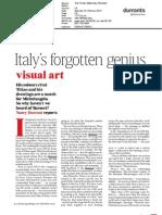 Times Article on Barocci (Nancy Durrant)