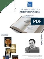 Curso Narrativa Antonio Penadés - Museo L'Iber 2013