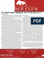 WUFC Newsletter Issue 11
