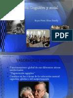 Valoraci+¦n cognitiva y social