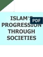 Islam's Progression Through Societies