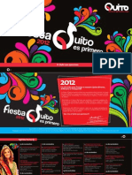 Cronograma Final Fiestas Quito