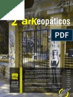 Revista Textos ArKeopáticos Número 02 [invierno 2013]