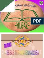Gambar & Kata2 Untuk Dinding Mufaz