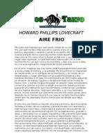 Lovecraft_ H.P. - Aire Frio
