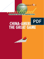 Heartland - 1/2005 China America the Great Game