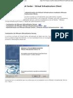 Instalación, configuración y administración de VMware Virtual Infrastructure