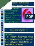 Síndrome Laberíntico