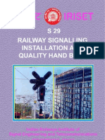 S29-Signalling Installation & Quality Hand Book