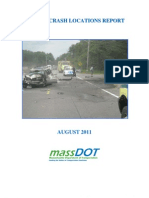 2009 TOP CRASH LOCATIONS REPORT
