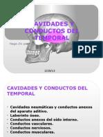 Cavidades y Conductos Del Temporal