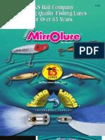 Catalog Curricanes Mirrow-Lure