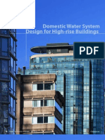 High Rise Structures:Plumbing Design Guidelines.