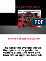 3 Steering System Updated