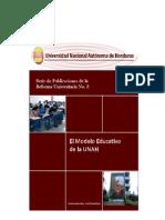 Modelo Educativo de La Unah