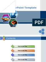 PowerPoint Template BUSINESS