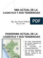 Panorama Actual de La Logistica