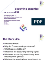 Enron and Expertise