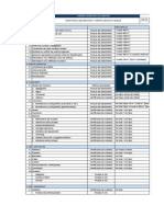 SIG.002-F01 Lista de Ensayos y Certificados Ver 01
