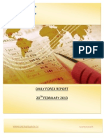 Daily-Forex-report by Epic Research 20 Feb 2013