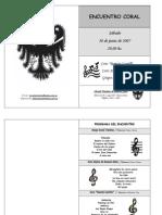 LAVOCETRENTINA.COM.AR - folleto circulo