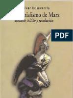 Bolívar Echeverría El materialismo de Marx_legible