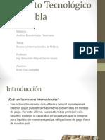 Reservas internacionales de México.pptx