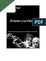 El Actor y La Palabra